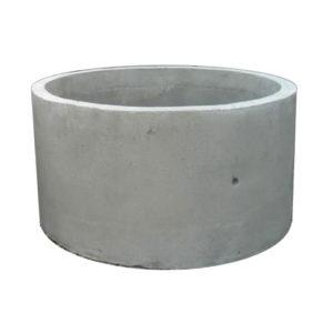 Железобетонное кольцо, диаметр 1 м.