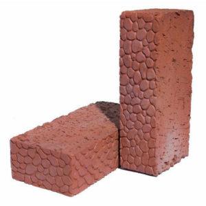 Одинарный куганакский строительный полнотелый кирпич. Формат 1НФ.