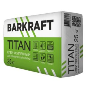 Клей BARKRAFT TITAN, 25 кг.