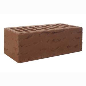 """Фактурный полуторный коричневый """"шоколад"""" кирпич 1,4НФ М150"""